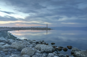 Salton Sea Sunset