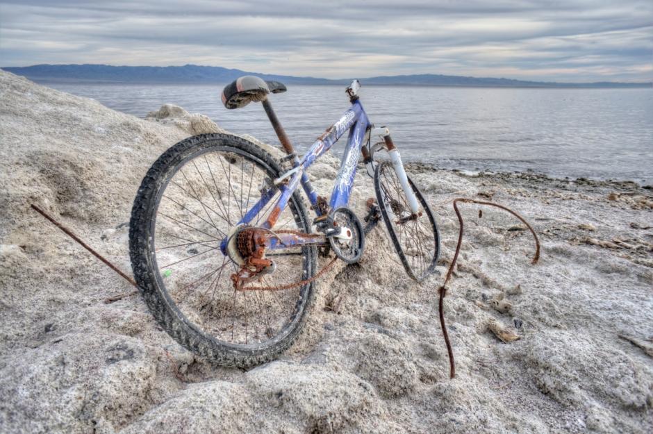 Salton Sea Bike